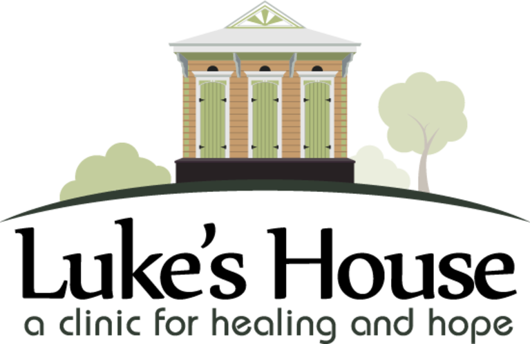 Lukes House: A Clinic for Healing and Hope logo