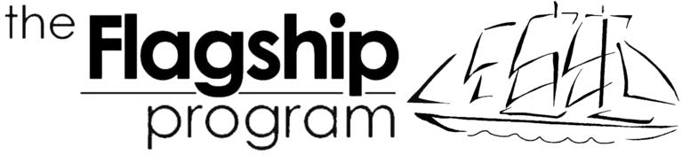 The Flagship Program logo
