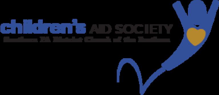CHILDREN AID SOCIETY logo