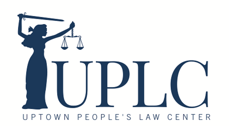 Uptown People's Law Center logo