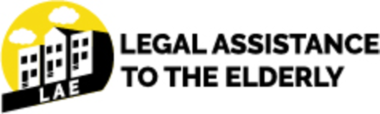 Legal Assistance To the Elderly Inc logo