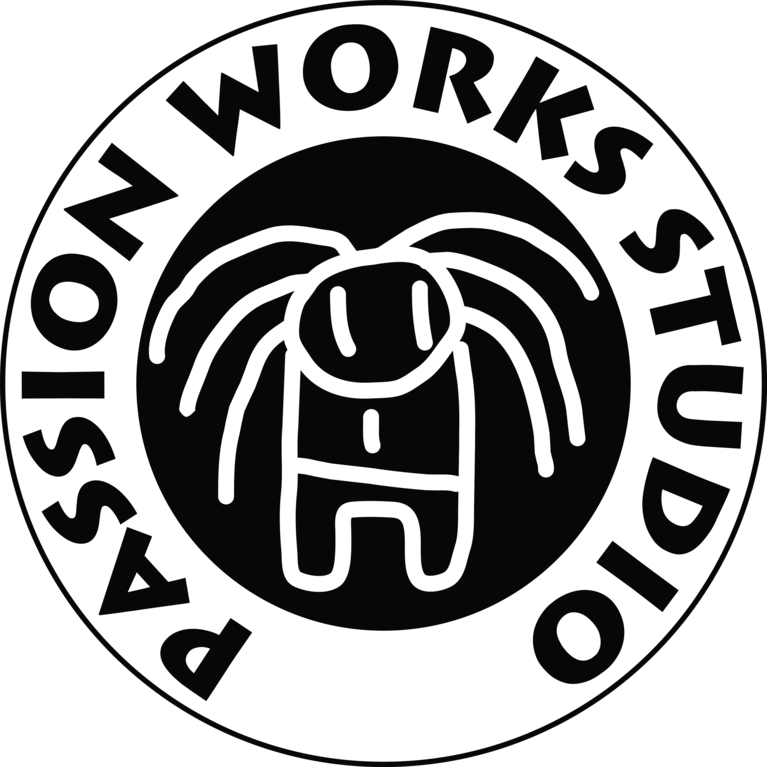 PASSION WORKS logo