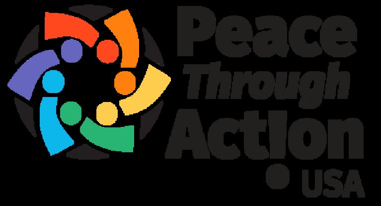 Peace Through Action USA logo