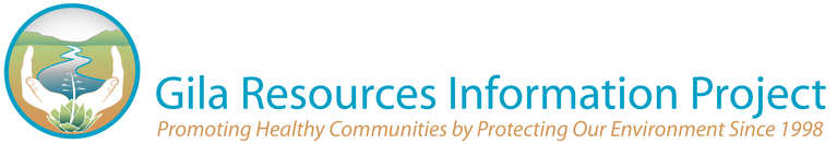 GILA RESOURCES INFORMATION PROJECT logo