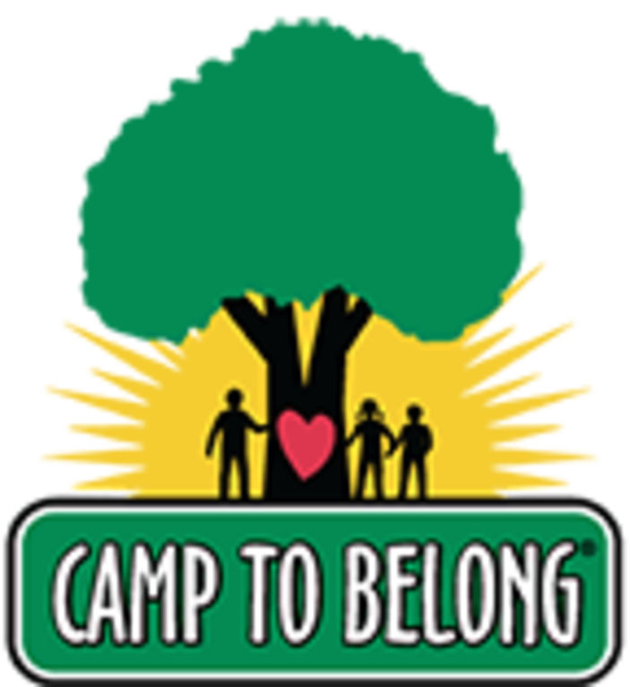 CAMP TO BELONG logo