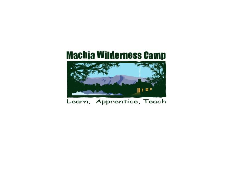 Machia Wilderness Camp Inc