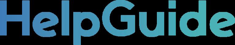HelpGuide logo
