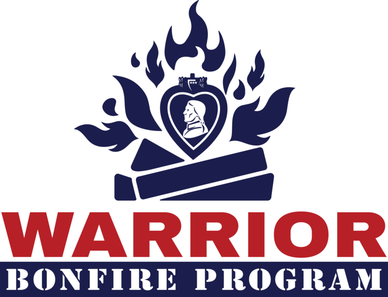 WARRIOR BONFIRE PROGRAM logo
