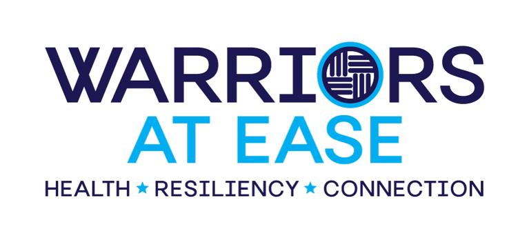 WARRIORS AT EASE logo