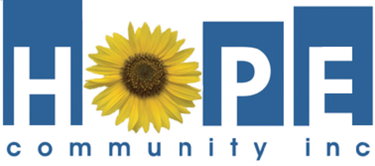 Hope Community Inc logo