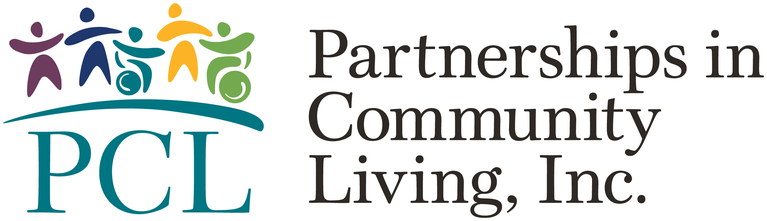 Partnerships in Community Living, Inc. logo