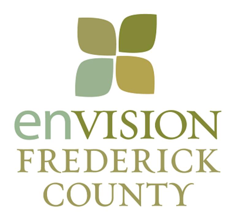 ENVISION FREDERICK COUNTY logo