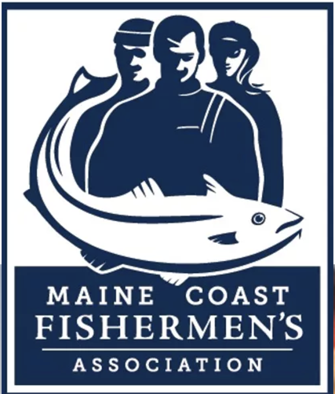Maine Coast Fishermens Association logo
