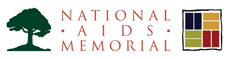 National AIDS Memorial logo
