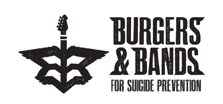 Burgers and Bands for Suicide Prevention