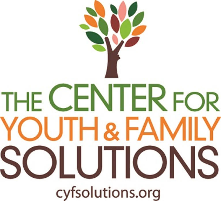 The Center for Youth and Family Solutions logo