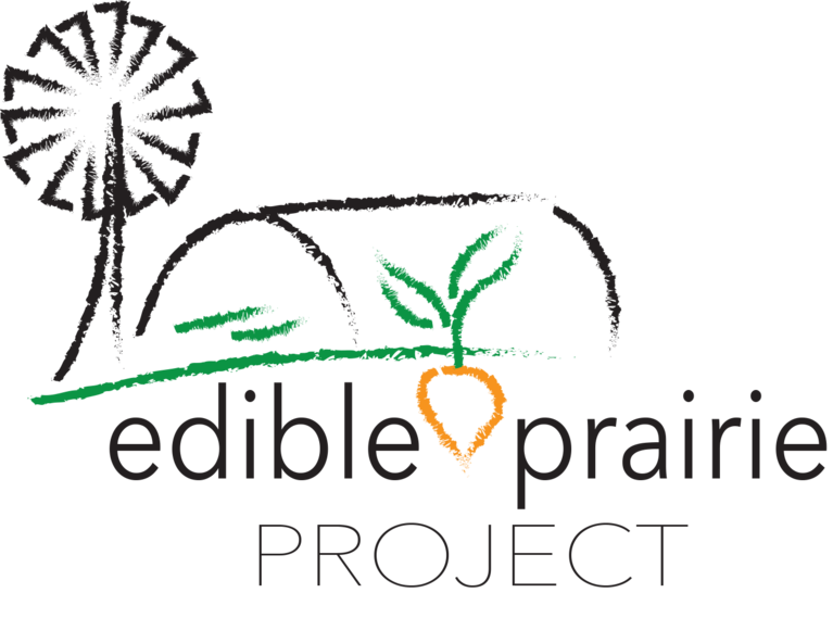 Edible Prairie Project logo