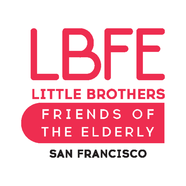 LITTLE BROTHERS-FRIENDS OF THE ELDERLY logo