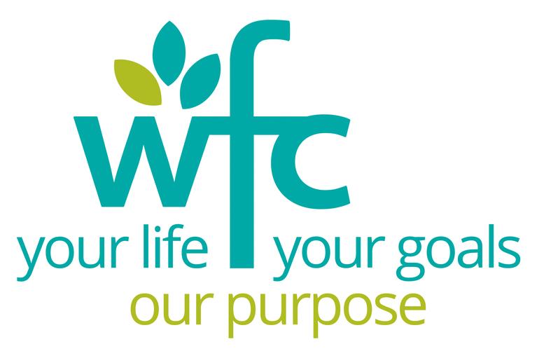 Women and Families Center logo