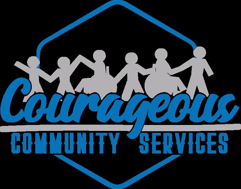 Courageous Community Services logo
