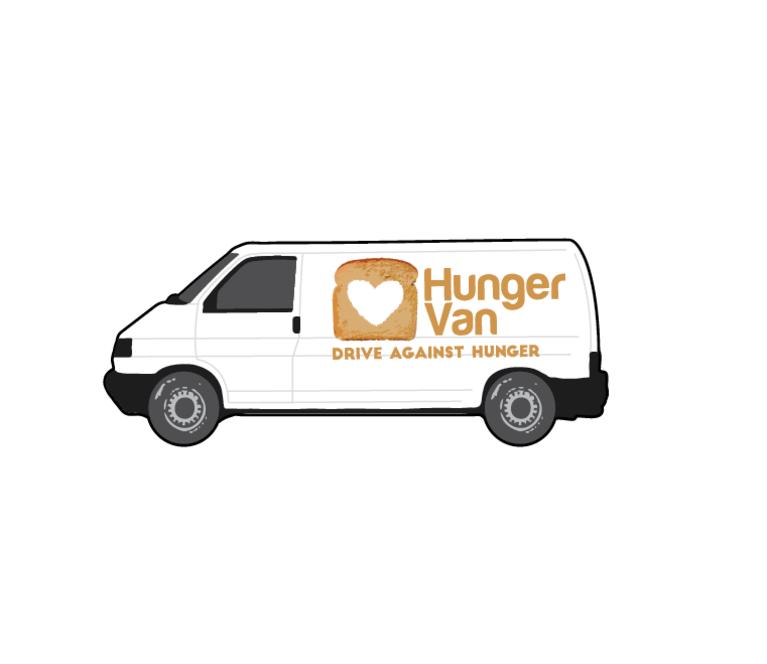 Hunger Van logo