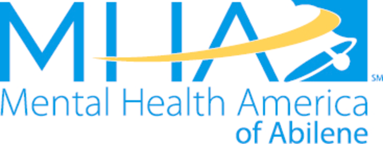 MENTAL HEALTH AMERICA IN ABILENE logo
