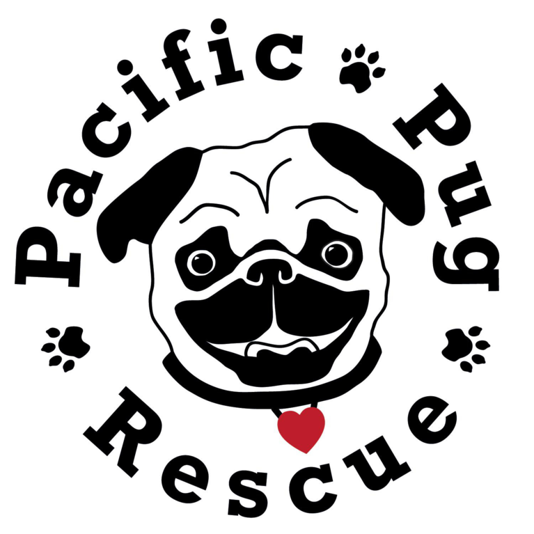 Pacific Pug Rescue logo