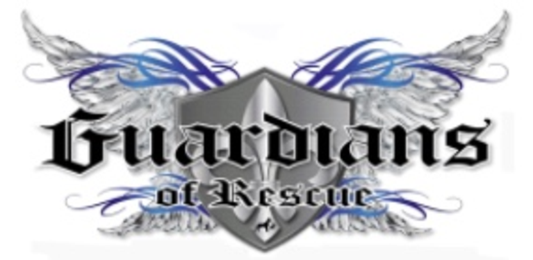 Guardians of Rescue Inc. logo