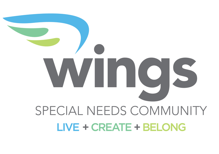 Wings Special Needs Community logo