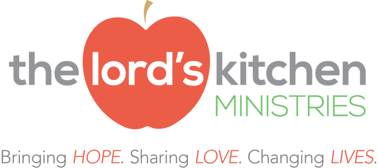 The Lord's Kitchen Ministries logo