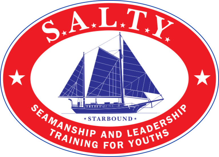 S.A.L.T.Y.-Leadership and Seamanship Training for Youths logo
