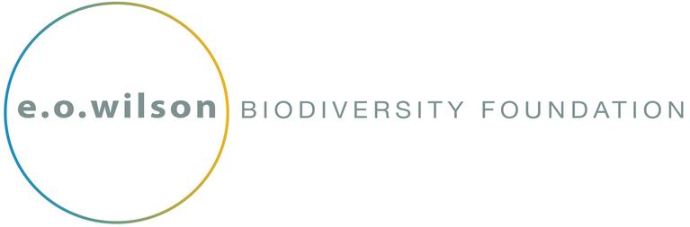 E.O. Wilson Biodiversity Foundation logo