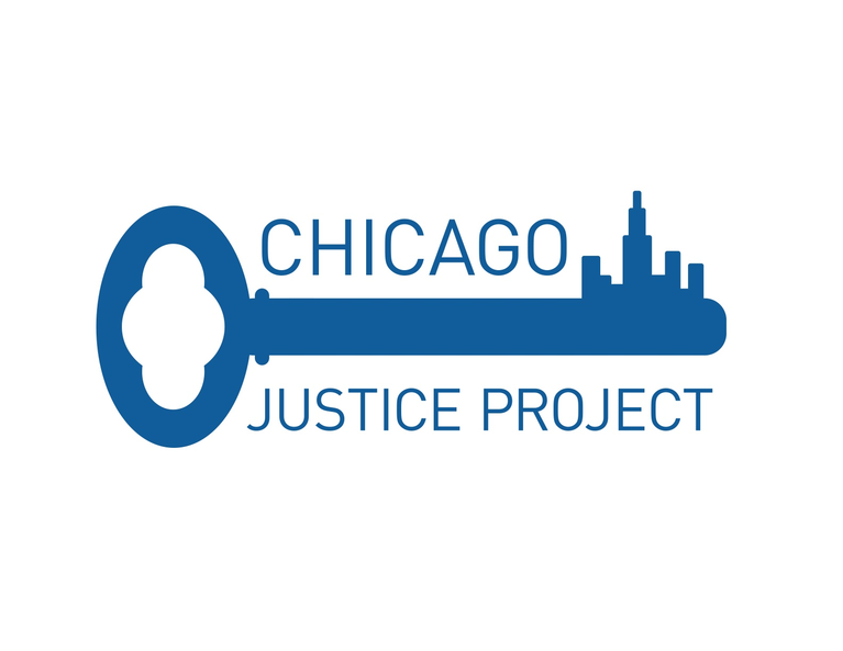 Chicago Justice Project logo