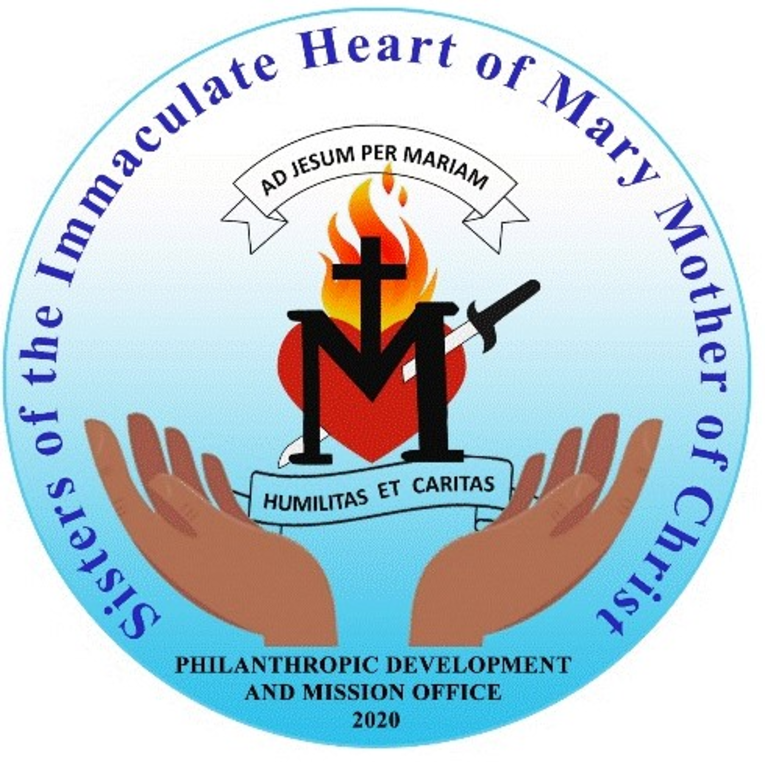 Congregation of the Sisters of the Immaculate Heart of Mary Mother Of logo
