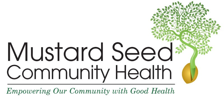 MUSTARD SEED COMMUNITY HEALTH logo