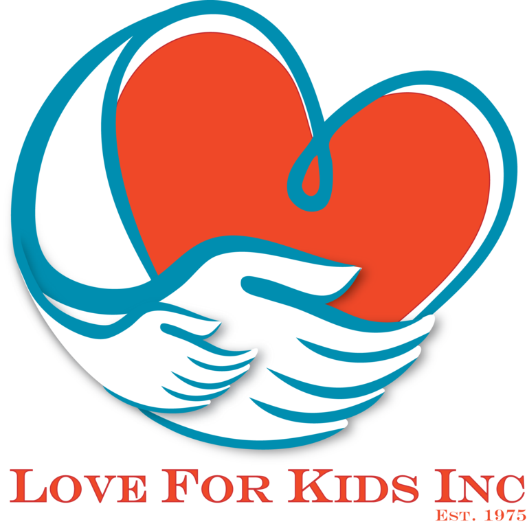 Love for Kids Inc logo
