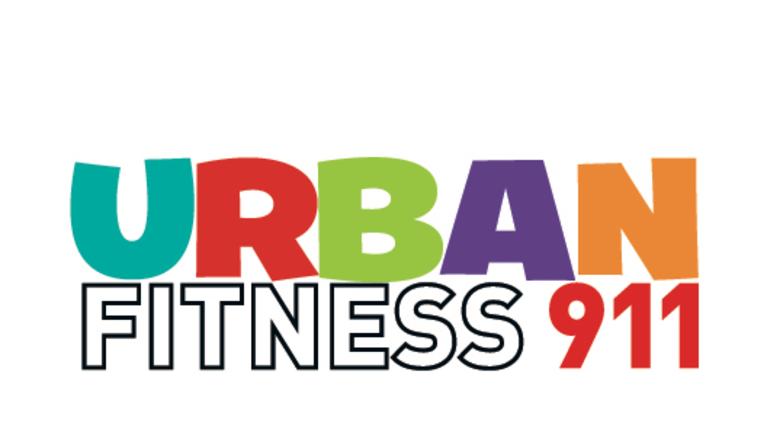 Urban Fitness 911 logo