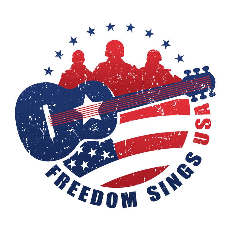 Freedom Sings USA logo
