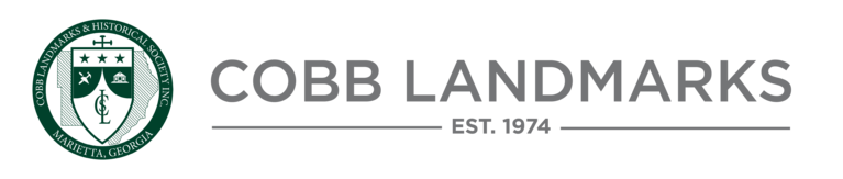 Cobb Landmarks and Historical Society Inc logo