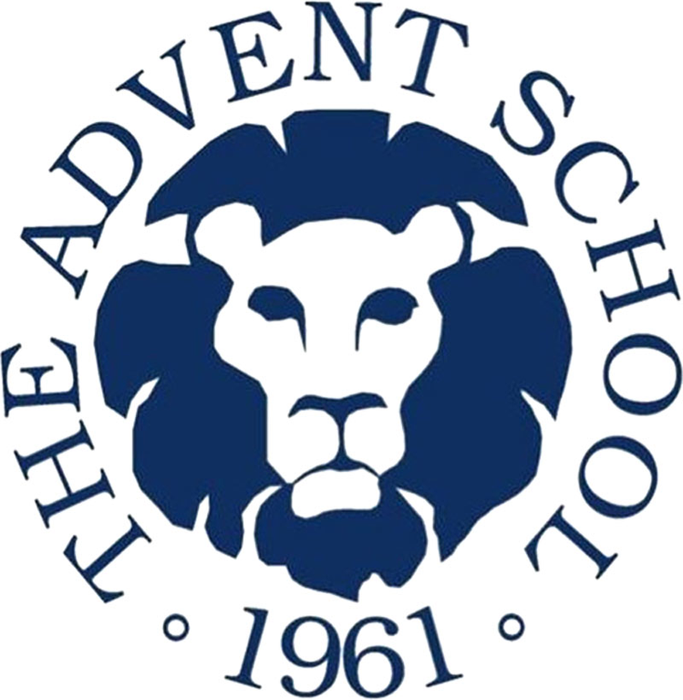The Advent School logo