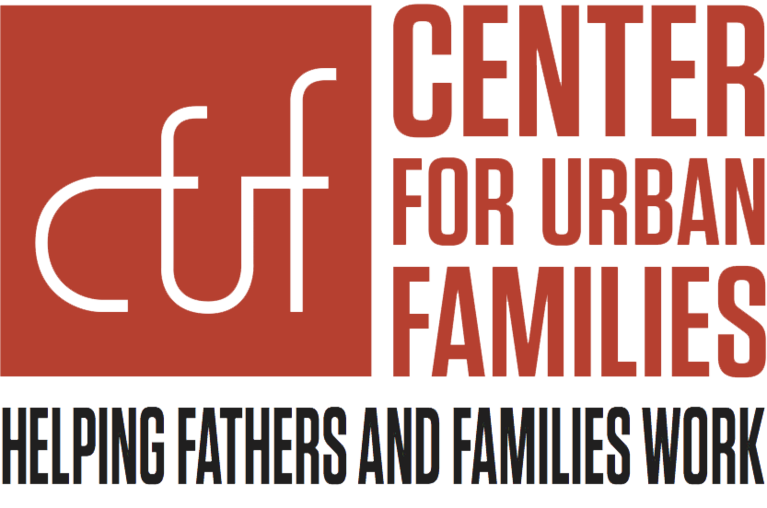 Center for Urban Families logo