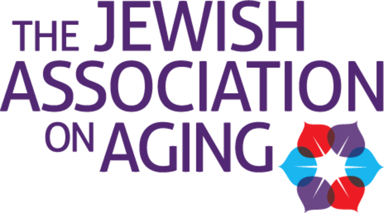 Jewish Association on Aging logo