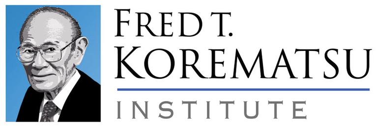 Fred T Korematsu Institute logo