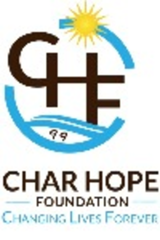 Char Hope Foundation  logo