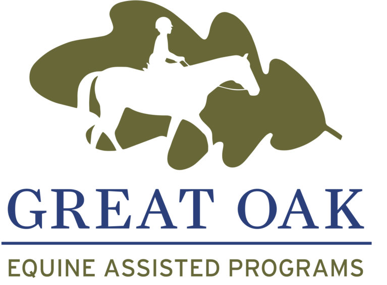 GREAT OAK AIKEN THERAPEUTIC RIDING CENTER logo