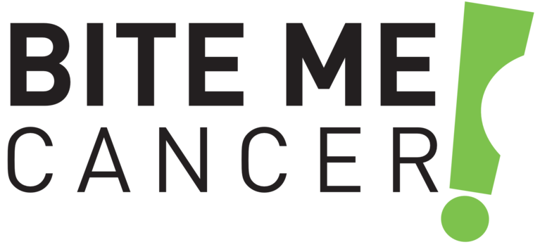 Bite Me Cancer Foundation logo