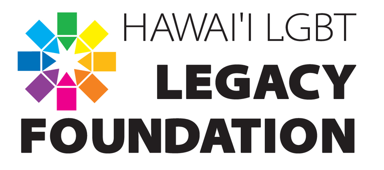 Hawaii LGBT Legacy Foundation logo