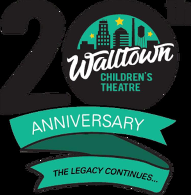 WALLTOWN CHILDRENS THEATRE logo