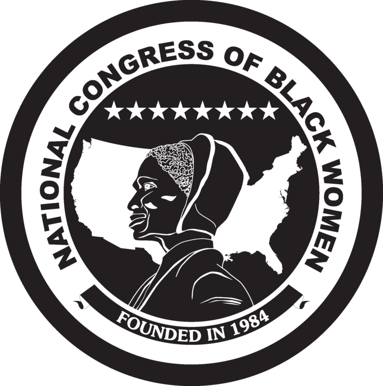 National Congress of Black Women Inc logo