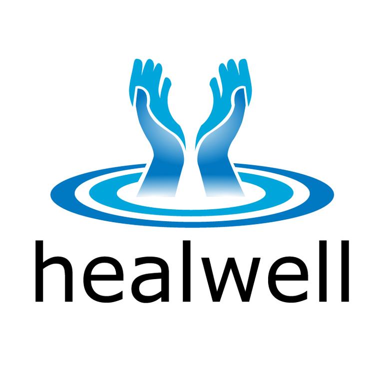 Healwell logo